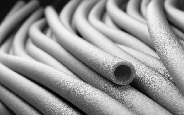 Isolamento para tubos
