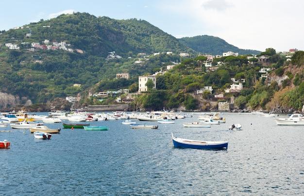 Itália, ilha de ischia