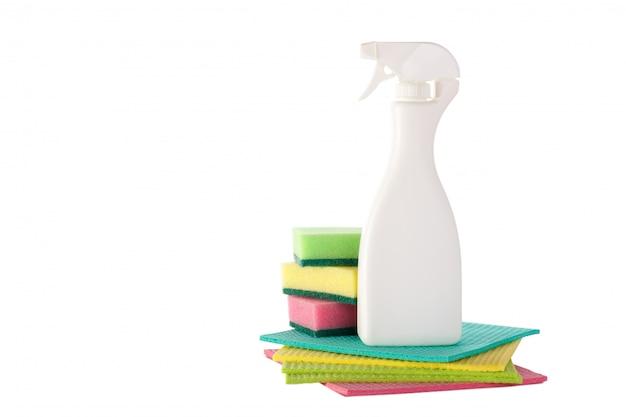 Itens de limpeza doméstica