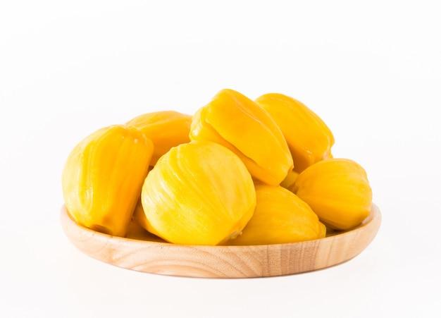 Jaca, fruta madura, tailândia
