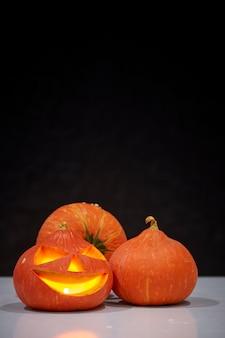 Jack de abóbora de halloween