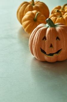 Jack o lantern abóboras de halloween