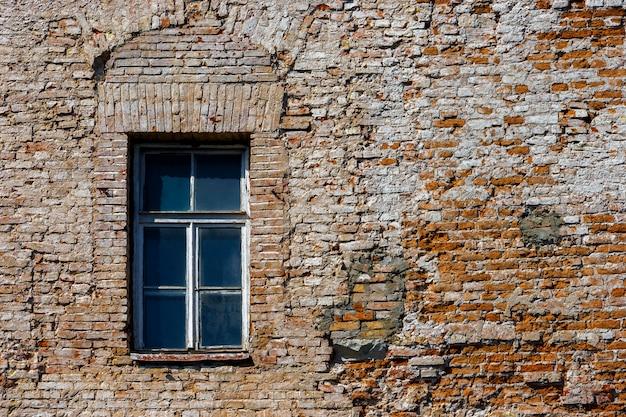 Janela no prédio antigo