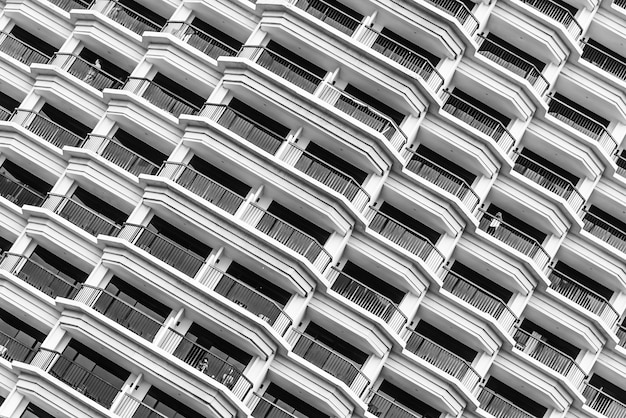 Janelas textura cidade industrial urbana