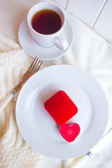 Jantar romântico do dia dos namorados