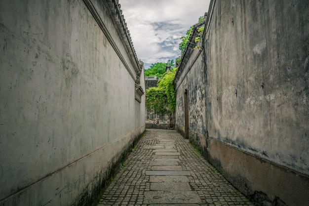 Jardim antigo da china