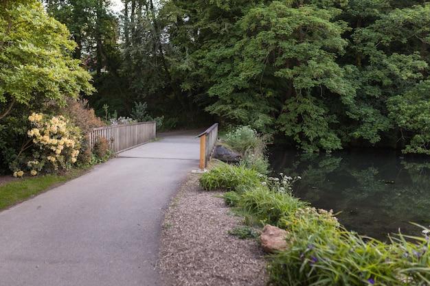 Jardim botânico le vallon du stang alar brest frança