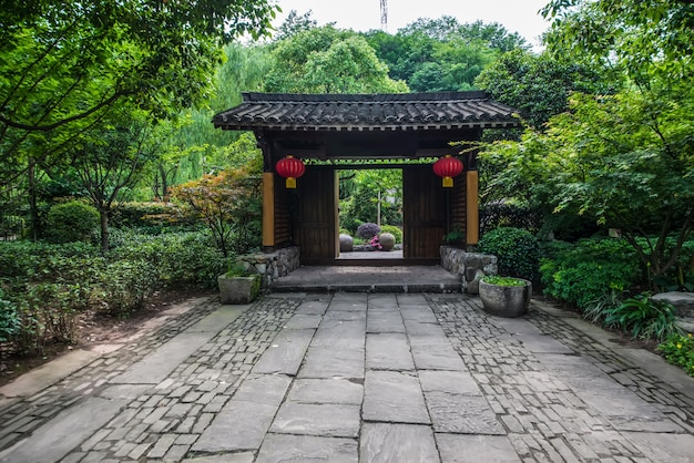 Jardim chinês n zurique
