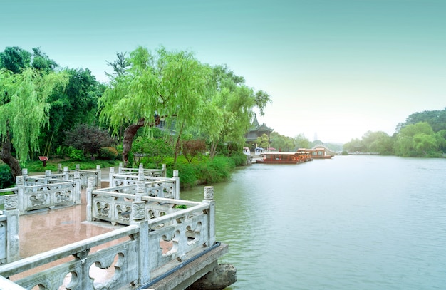 Jardim clássico chinês