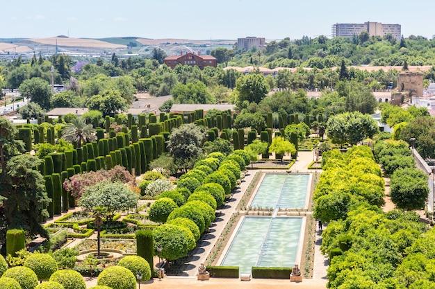 Jardim de estilo mourisco