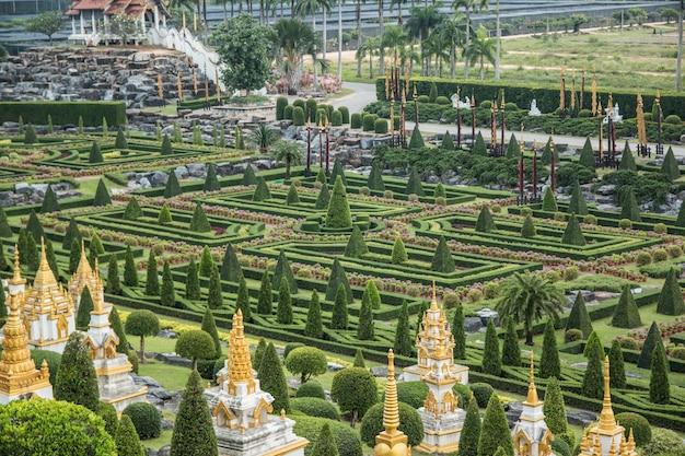 Jardim tropical nong nooch