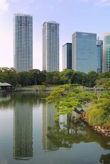 Jardim zen hamarikyu