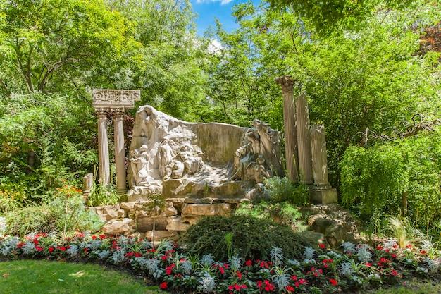 Jardin de la nouvelle frança