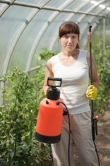 Jardineiro feminino
