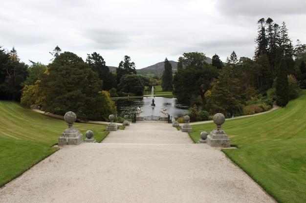 Jardins na irlanda