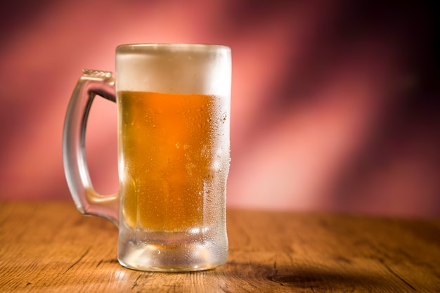 Jarra de cerveja
