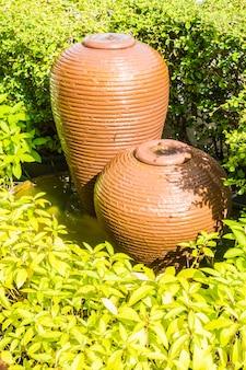 Jarros de cerâmica