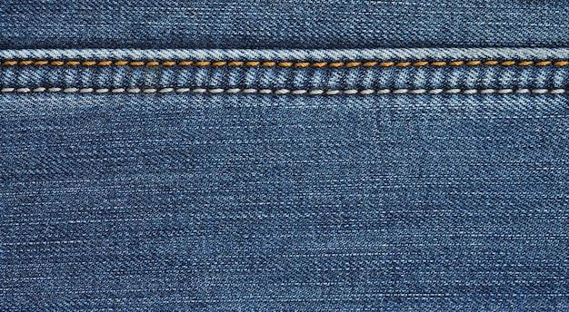Jeans de fundo de textura