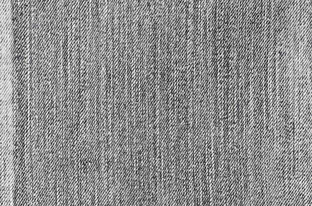 Jeans preto textura denim fundo padrão