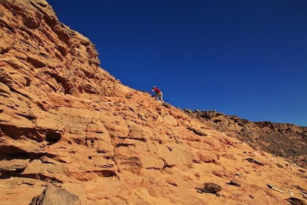 Jebel barkal é uma montanha sagrada no sudão