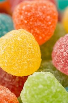 Jellybeans coloridos para usar papel de parede