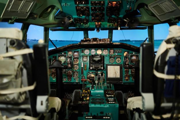 Jet cabin