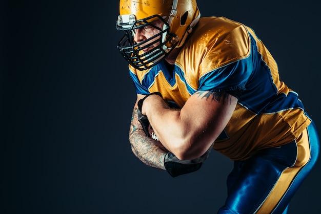 Jogador ofensivo de futebol americano, nfl