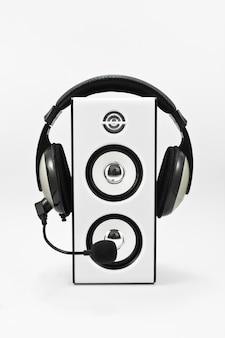 Jogar dança woofer speaker de voz