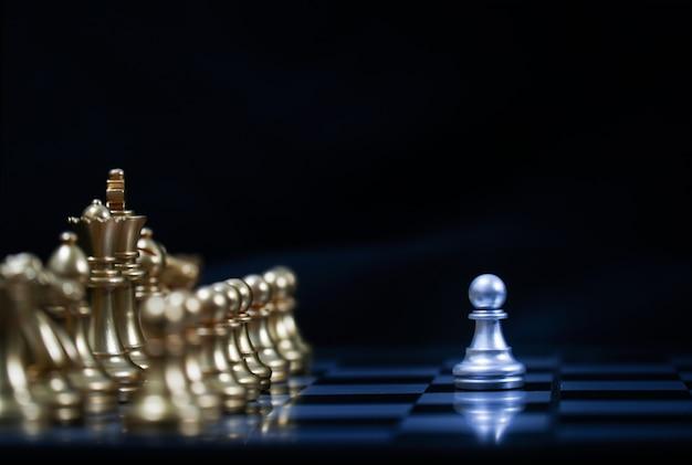 Jogo de tabuleiro de xadrez, dia internacional do xadrez.