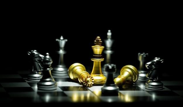 Jogo de tabuleiro de xadrez