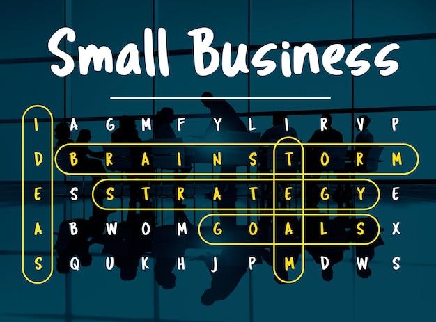 Jogo de wordsearch jogo word corporation business