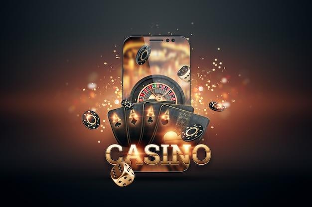 Jogos de azar online no celular