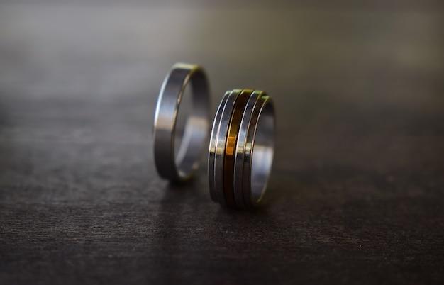 Joias de casamento