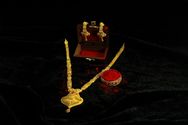 Jóias tradicionais indianas