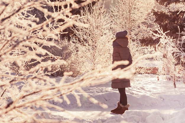 Jovem fica em winter park.