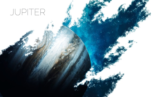 Júpiter no espaço