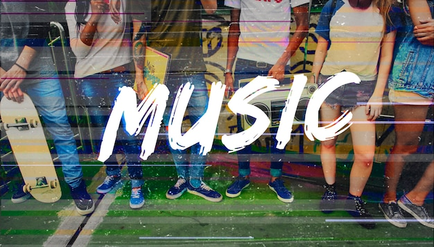 Juventude e música