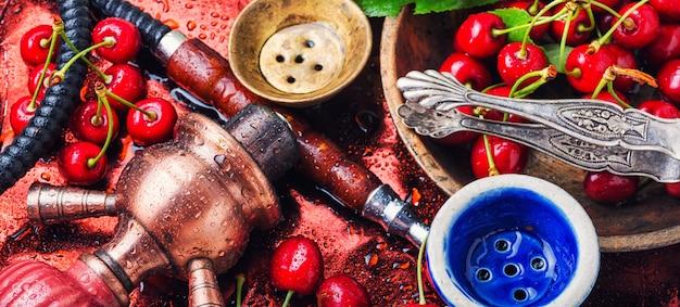 Kalian com sabor de tabaco de cereja