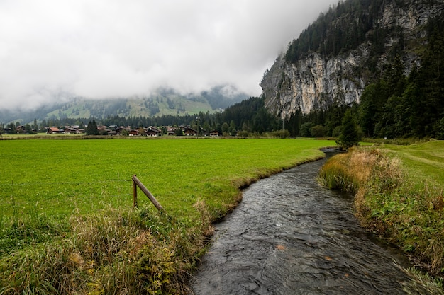 Kandersteg suíça