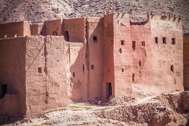 Kasbah marroquina