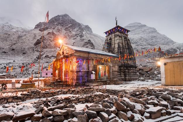 Kedarnath na índia