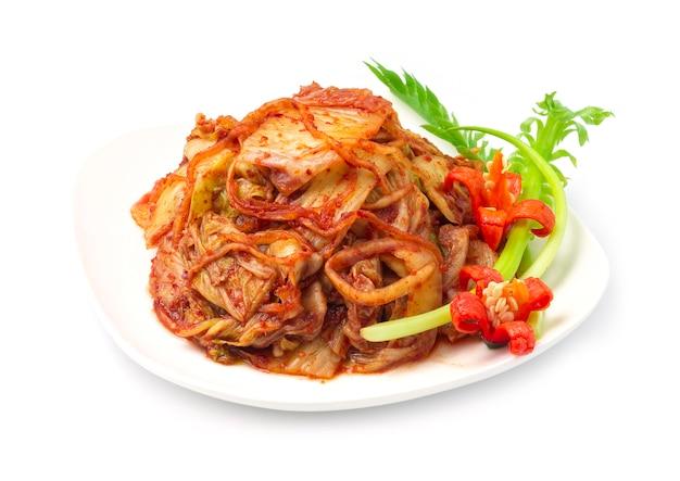 Kimchi, um ingrediente famoso na coréia