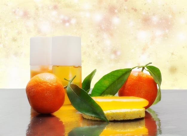 Kit de spa clementine