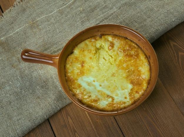 Kouign patatez - caçarola de batata bretã
