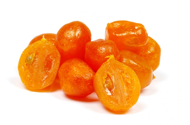 Kumquat seco