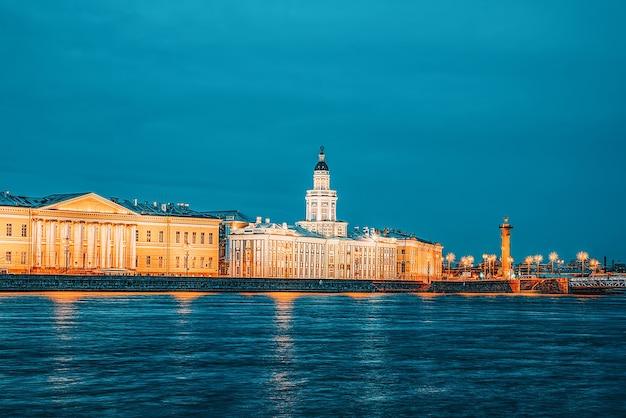 Kunstkamera, museu de antropologia e etnografia da academia russa de ciências. são petersburgo. rússia.