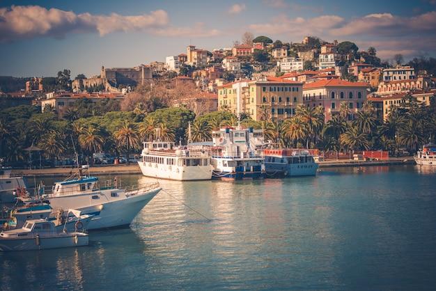 La spezia marina itália