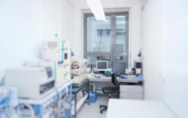 Laboratório de pesquisa moderno