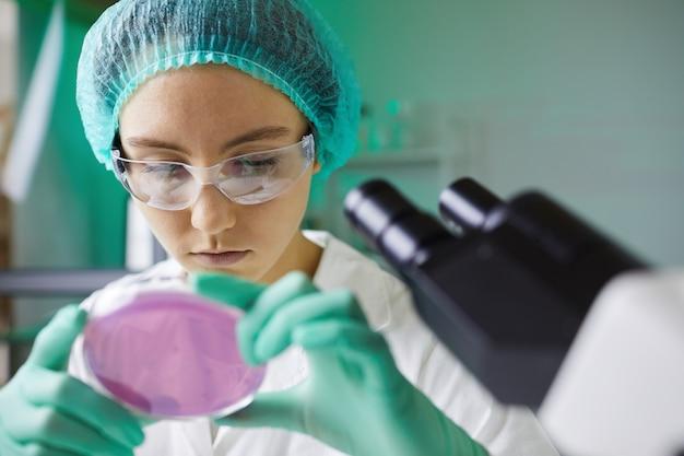Laboratório de produção farmacêutica