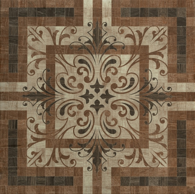 Ladrilho, geometria, quadrado